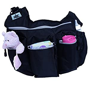 Luliey™ Baby Diaper Bag Messenger Bag + Diaper Changing Mat, Multi-purpose; Good As an Hiking Bag & Traveling Carry on Bag Too, #1 Top Quality. by Luliey™