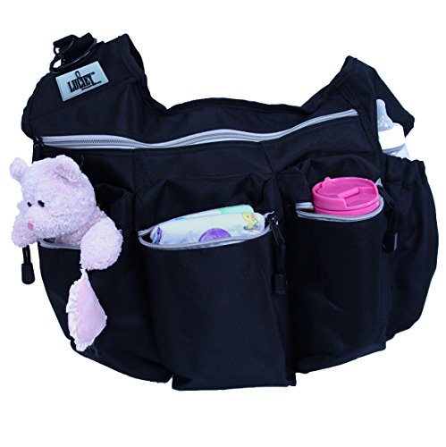 Luliey Diaper Bag Black