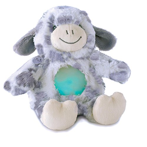 Nat and Jules Light-Up and Musical Plush Toy, Miggy Cow