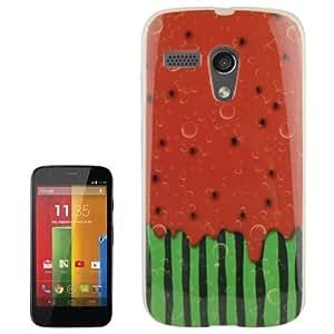 Watermelon Pattern TPU Protective Case for Motorola Moto G / X1032