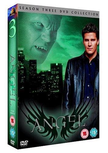 Angel - Season 3 [DVD]
