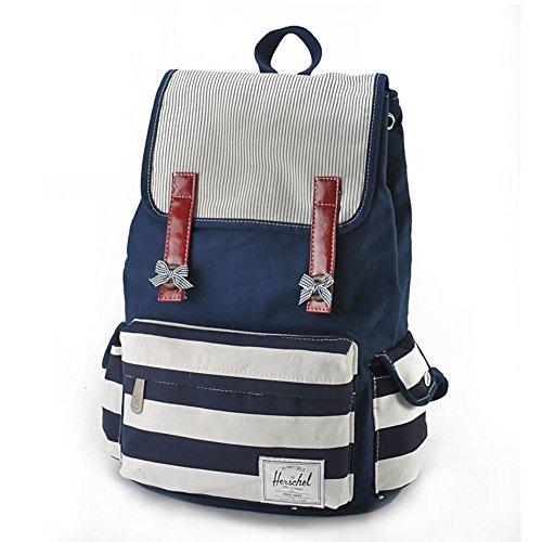 Toile sac à bandoulière/Cartable/Sac à dos Vent Collège
