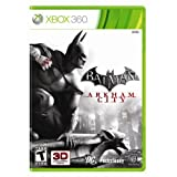 Batman: Arkham City for Xbox 360 Oct 18, 2011 ESRB Rating: Teen
