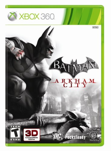 Batman: Arkham City on Xbox 360