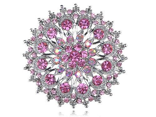 Pink Rose Floral Flower Bride Wedding Festive