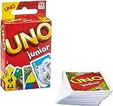 Mattel 52456 - UNO Junior, Kartenspiel