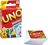 Toy - Mattel 52456 - UNO Junior, Kartenspiel