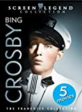 Bing Crosby: Screen Legend Collection (Double or Nothing / East Side of Heaven / Here Come the Waves / If I Had My Way / Waikiki Wedding)