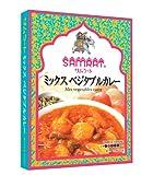 インド料理店サムラートの ミックスベジタブルカレー中辛 インドカレー 1ケース 12個