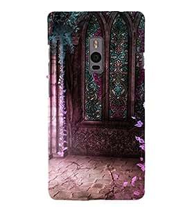 EPICCASE ecstatic Mobile Back Case Cover For OnePlus 2 (Designer Case)