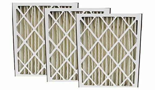 Vacuum Parts & Accessories 3 Trion Air Bear Filter 255649-102 Pleated Furnace Air Filter 20x25x5 MERV 8
