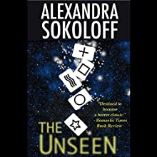 The Unseen: A Parapsychology Mystery Audiobook by Alexandra Sokoloff Narrated by Talmadge Ragan