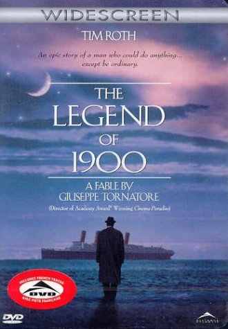 The Legend of 1900 / Leggenda del pianista sull'oceano, La / Легенда о пианисте (1990)