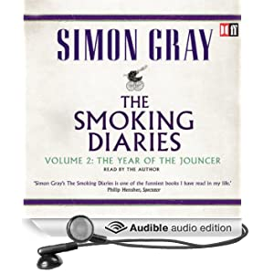 The Year of the Jouncer: The Smoking Diaries, Volume 2