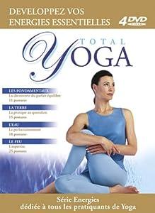 Total yoga (Coffret 4DVD)