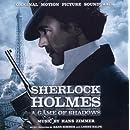Sherlock Holmes 2, Jeu D'Ombres (Bof)