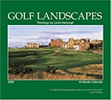img - for Golf Landscapes 2006 Calendar book / textbook / text book