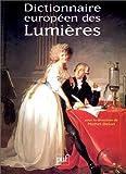 echange, troc Michel Delon - Dictionnaire européen des Lumières