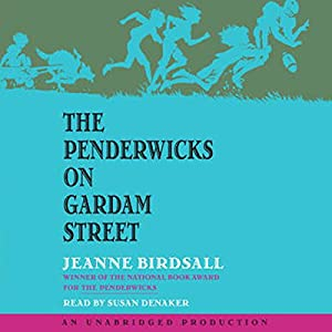 The Penderwicks on Gardam Street Audiobook
