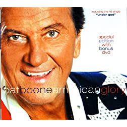 PAT BOONE - AMERICAN GLORY [CD &amp; Bonus DVD]