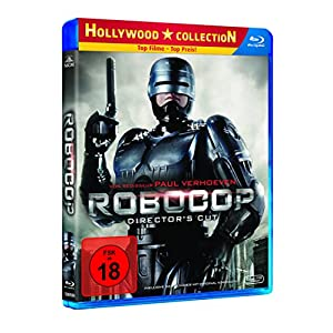 Robocop 1 [Blu-ray] [Import allemand]