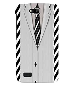 Fuson 3D Printed Designer back case cover for Huawei Honor Holly - D4334