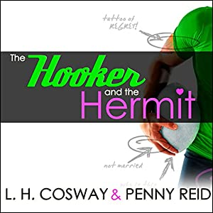 The Hooker and the Hermit Hörbuch