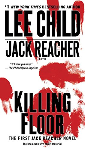 Killing Floor (Jack Reacher Series #1) ISBN-13 9780515153651