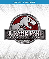 Jurassic Park Collection: Jurassic Park / The Lost World Jurassic Park / Jurassic Park III / Jurassic World [Blu-ray]