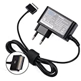 TomTech®18W Chargeur voiture/Alimentation Chargeur Pour Asus Eee pad Transformer Prime TF101 TF300 TF201 SL101 TF300T TF700 TF700T Tablette PC Adaptateur secteur-15V 1.2A Adaptateur -Voyage Adaptateur Secteur (Chargeur Adaptateur)