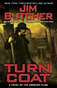 Turn Coat: A Novel of the Dresden Files by Jim Butcher cover image
