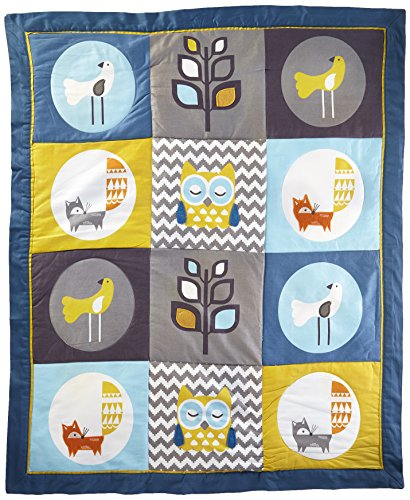 Lolli Living Woods Baby Quilt