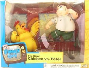 Family Guy The Giant Chicken Vs Peter Box Set