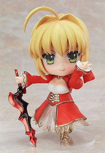 Fate/EXTRA ねんどろいど セイバーエクストラ (ノンスケール ABS&PVC塗装済み可動フィギュア)