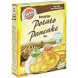 Panni, Bavarian Potato Pancake Mix, 6.63oz Box (Pack of 3)