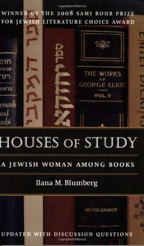 Houses of Study: A Jewish Woman among Books