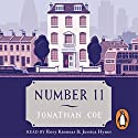 Number 11 Audiobook by Jonathan Coe Narrated by Jessica Hynes, Rory Kinnear