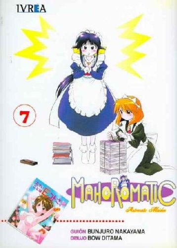 Mahoromatic 7Bow Ditama