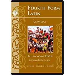 Fourth Form Latin, Instructional DVDs