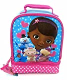 Doc Mcstuffins Lunch Kit - Blue and Pink Dual Compartment