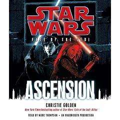 Ascension (Star Wars: Fate of the Jedi) - Christie Golden