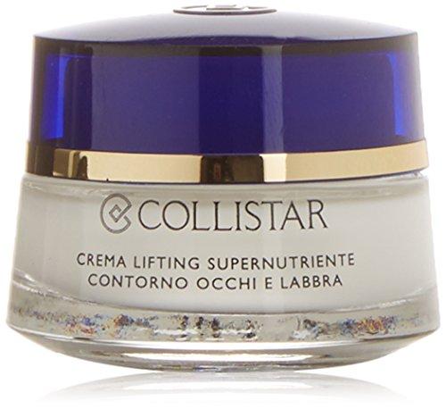 Crema lifting supernutriente occhi/labbra di Collistar, Crema occhi Donna - Vasetto 15 ml.