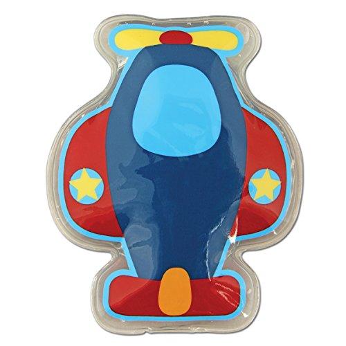 Stephen Joseph Airplane Freezer Friends Cold Pack, Multicolor - 1