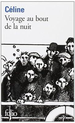 Voyage Au Bout De LA Nuit (Folio) (French Edition) (Folio S.)