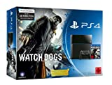 PlayStation 4 - Konsole inkl. Watch Dogs
