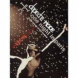echange, troc Depeche Mode : One night in paris - The exciter