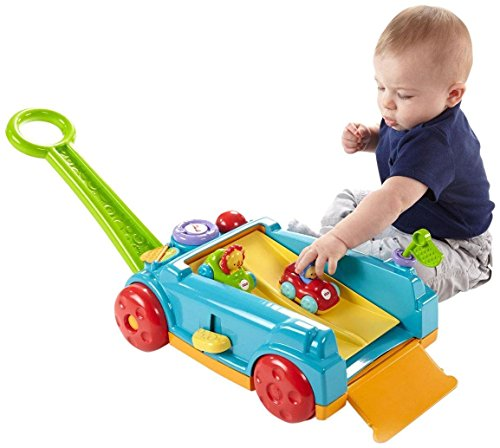 Fisher-Price Silly Speedsters Rock 'n Roll Wagon (Fisher Price Roll And Go compare prices)