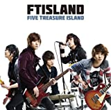 FIVE TREASURE ISLAND(通常盤)