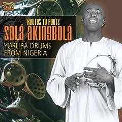 Yoruba Drums from Nigeria