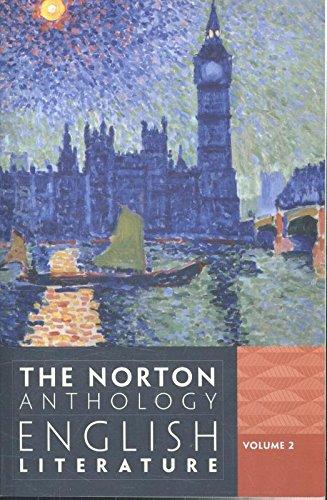 The Norton Anthology of English Literature (Ninth Edition)  (Vol. 2) (Norton British Literature compare prices)